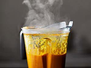 Vitamix Blender Juicer Make Hot Soup