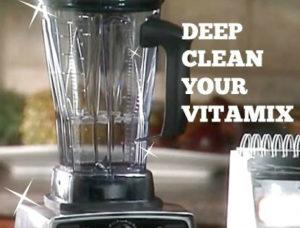 Vitamix Blender Juicer Deep Clean, Vitamix VitaPrep3, Vitamix The Quite One