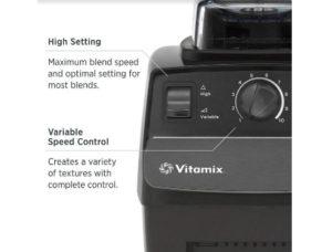 Vitamix Blender Juicer Variable Speed Control, Vitamix VitaPrep3, Vitamix The Quite One